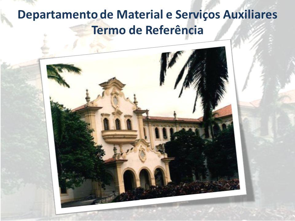 Departamento de Material e Serviços Auxiliares