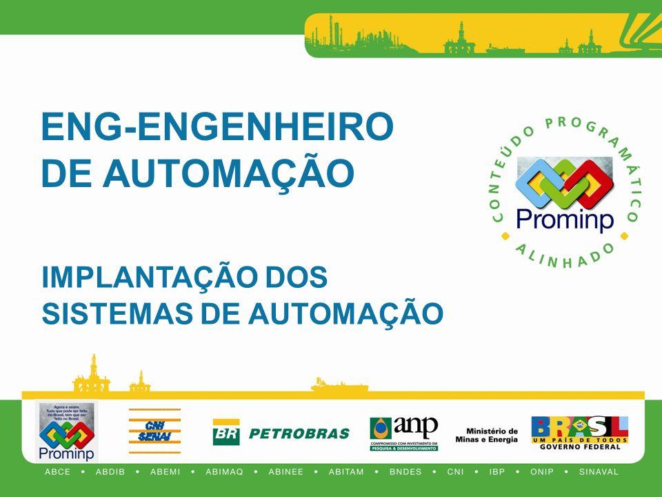ENG-ENGENHEIRO DE AUTOMAÇÃO