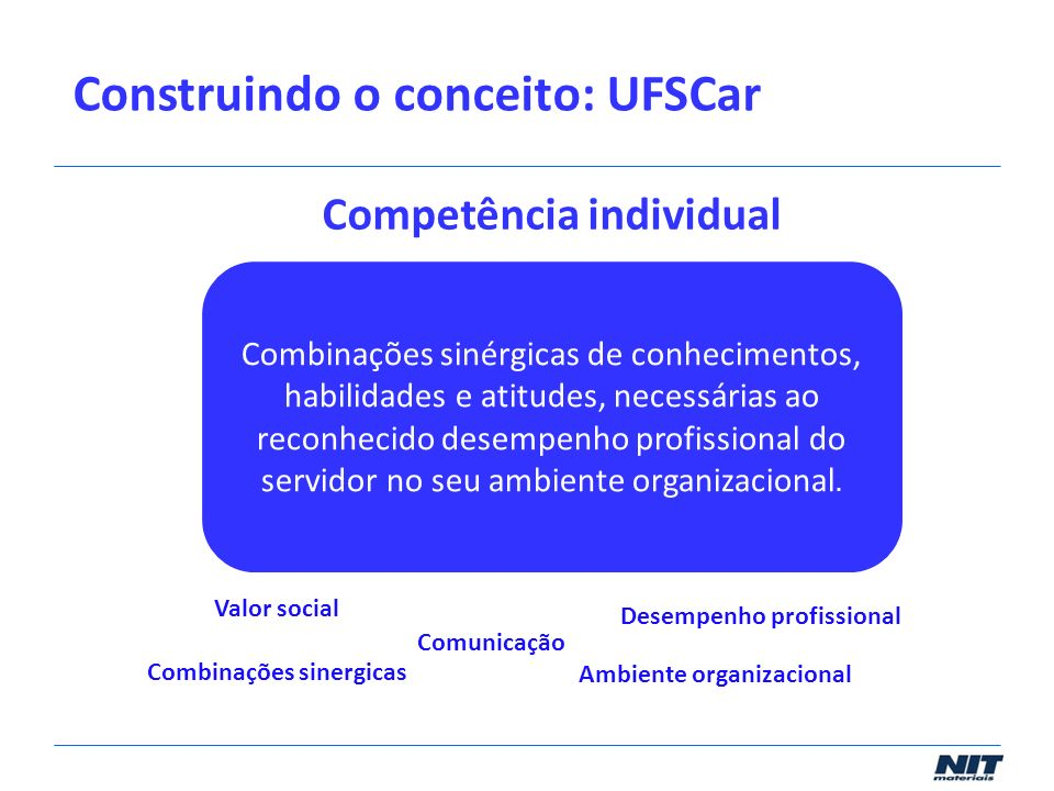 Competência individual