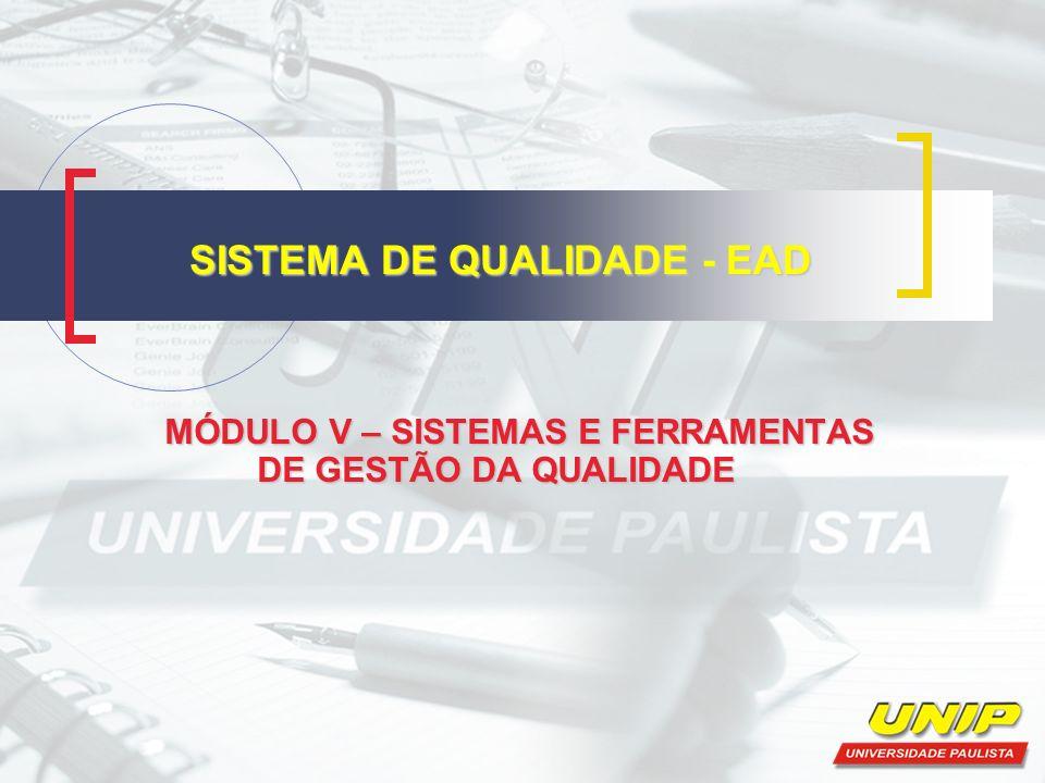 SISTEMA DE QUALIDADE - EAD