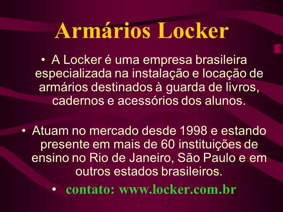 contato: www.locker.com.br
