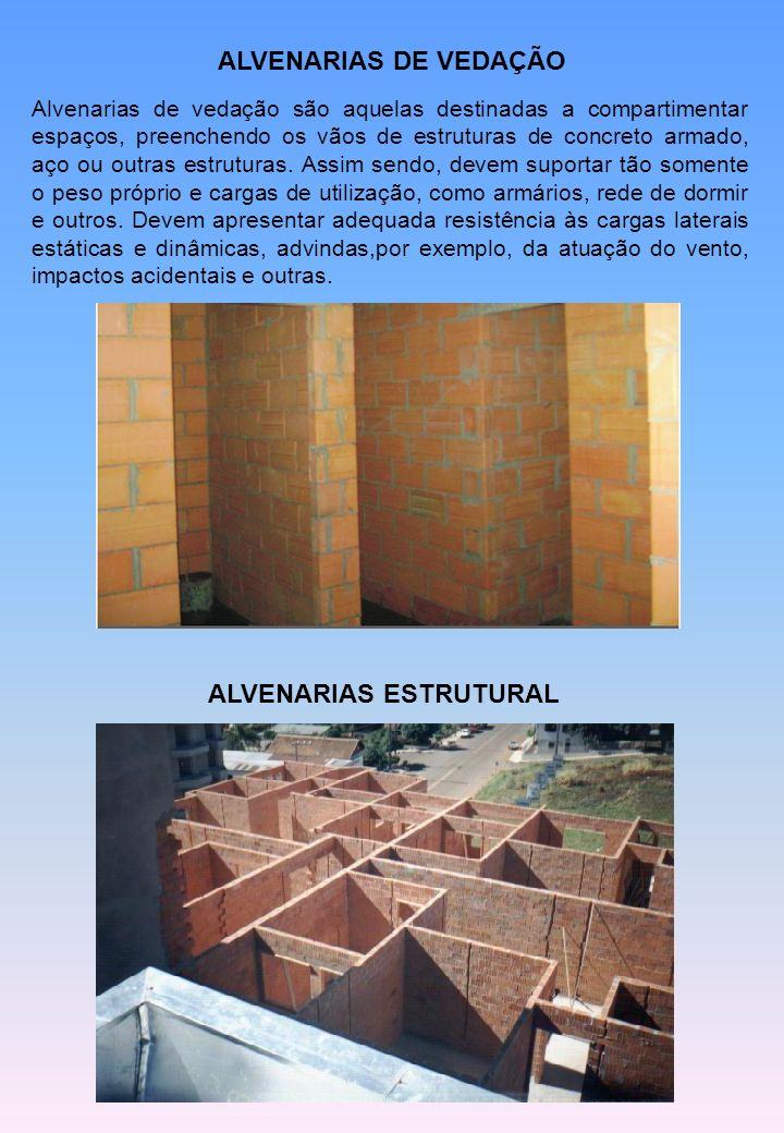 ALVENARIAS ESTRUTURAL