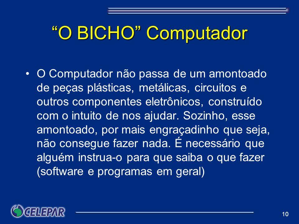 O BICHO Computador