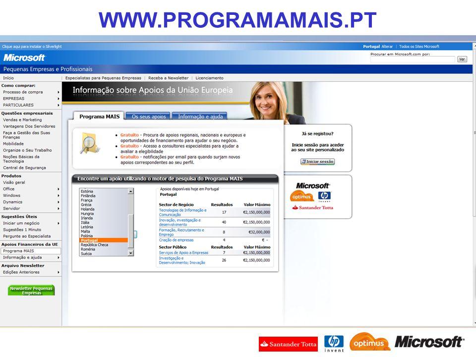 WWW.PROGRAMAMAIS.PT