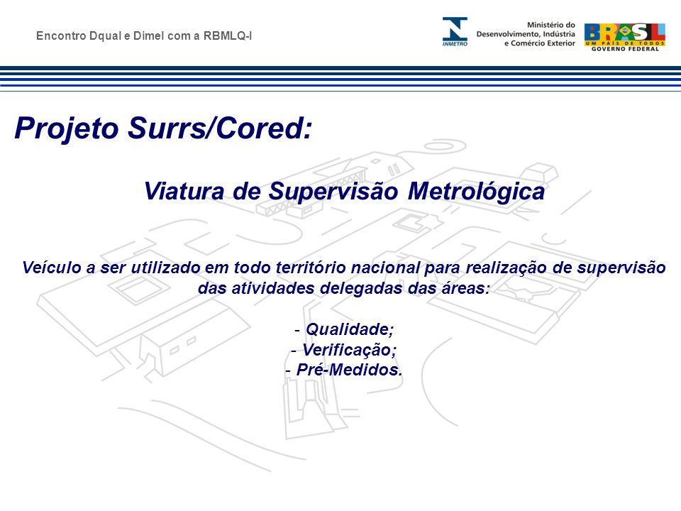 Viatura de Supervisão Metrológica