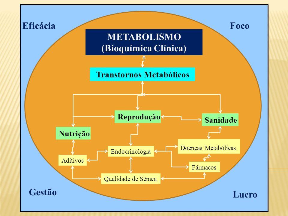 Transtornos Metabólicos
