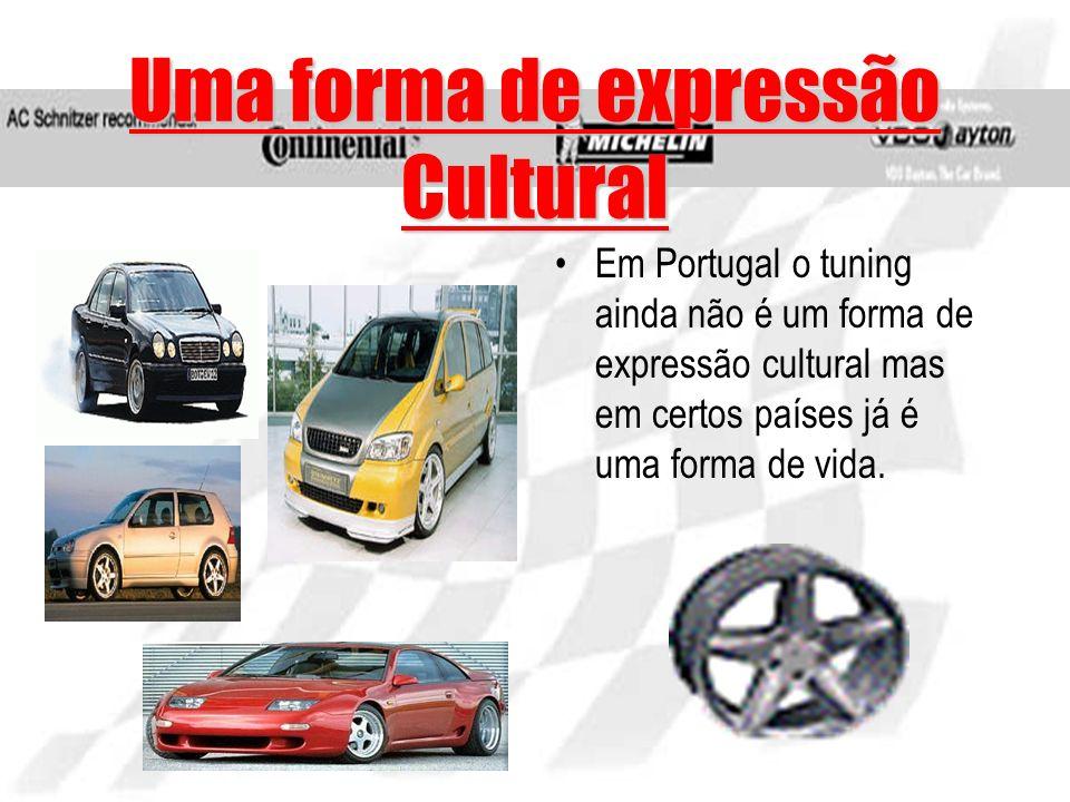 Uma forma de expressão Cultural