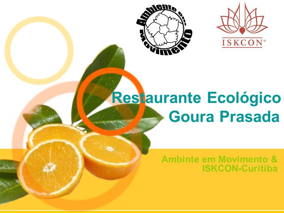 Restaurante Ecológico Goura Prasada