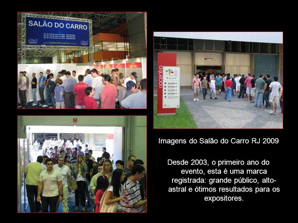 Imagens do Salão do Carro RJ 2009