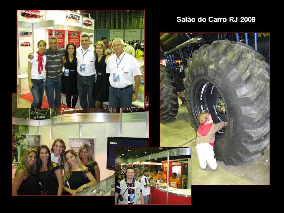 Salão do Carro RJ 2009