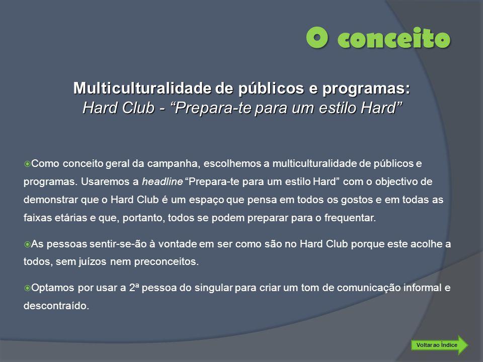 Multiculturalidade de públicos e programas: