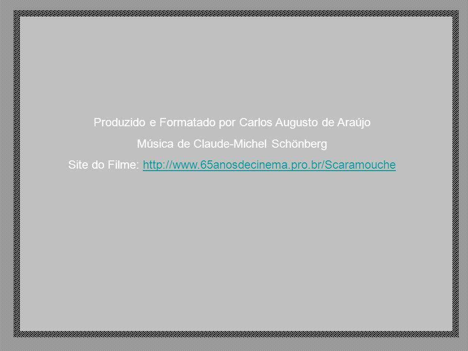 Produzido e Formatado por Carlos Augusto de Araújo