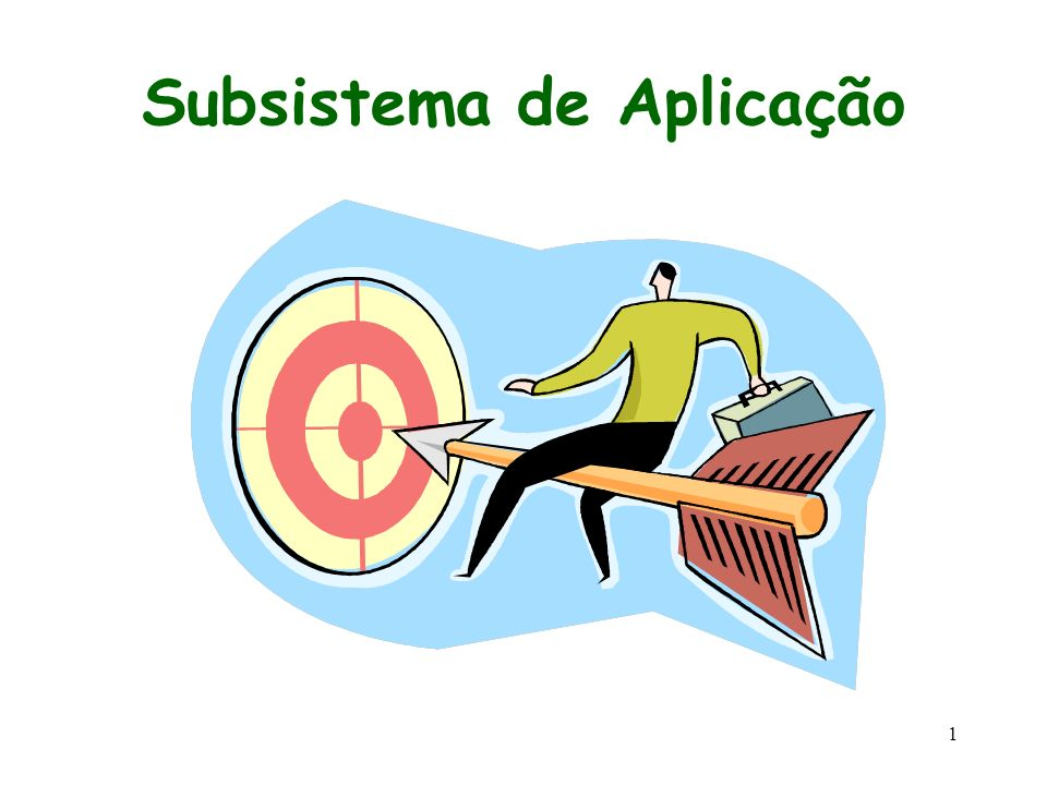 Subsistema de Aplicação