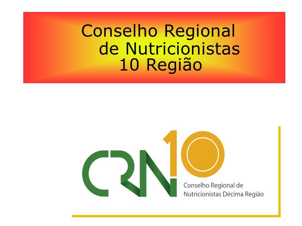 Conselho Regional de Nutricionistas 10 Região