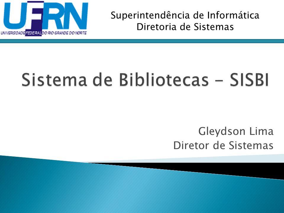 Sistema de Bibliotecas - SISBI
