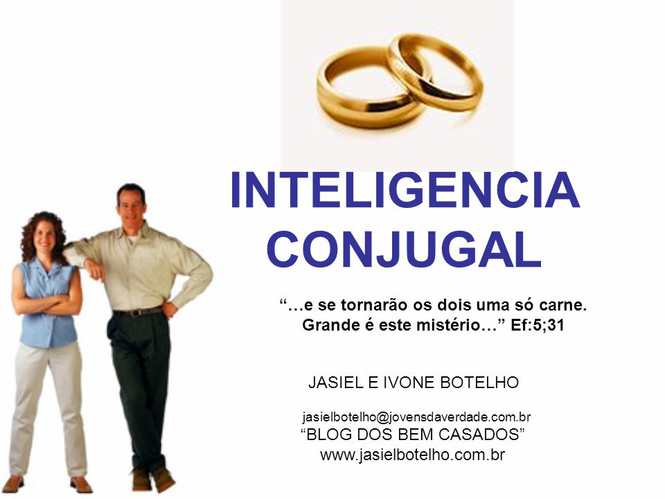 INTELIGENCIA CONJUGAL