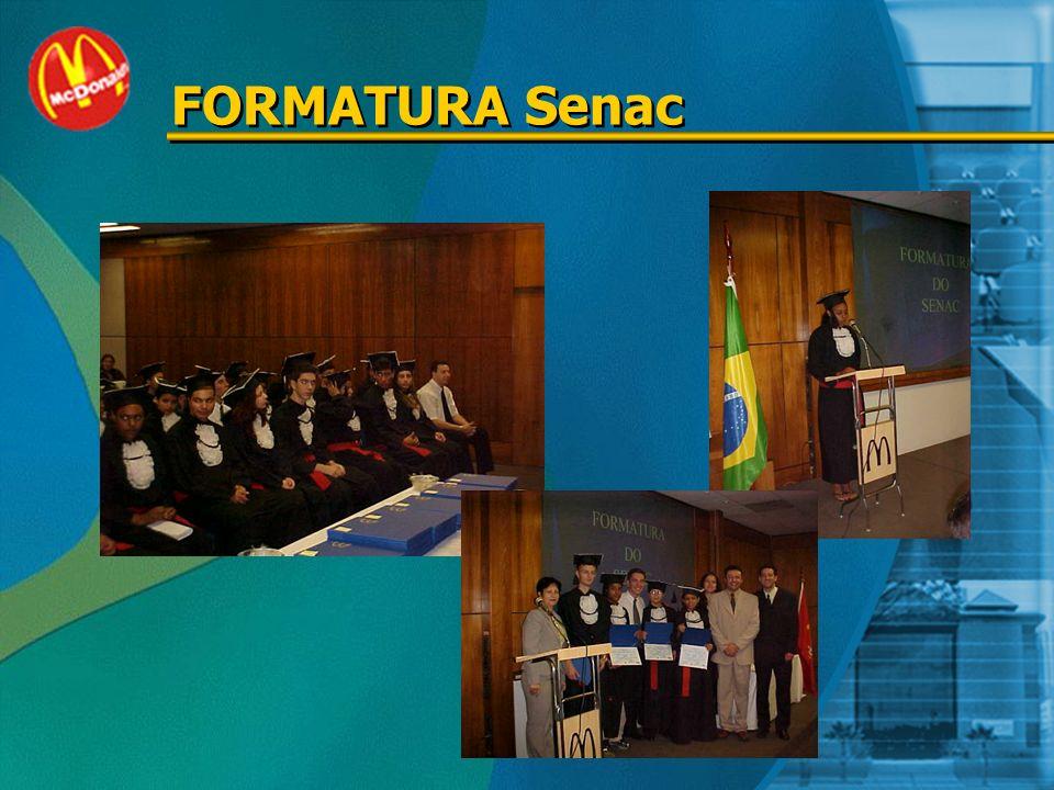 FORMATURA Senac
