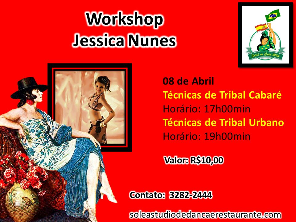 Workshop Jessica Nunes
