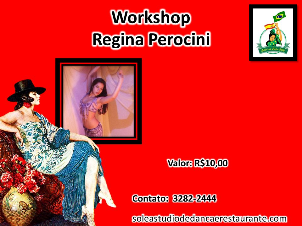 Workshop Regina Perocini