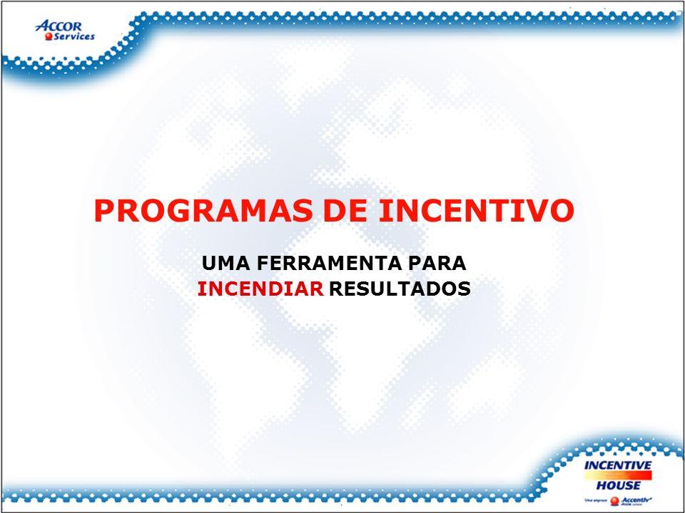 PROGRAMAS DE INCENTIVO