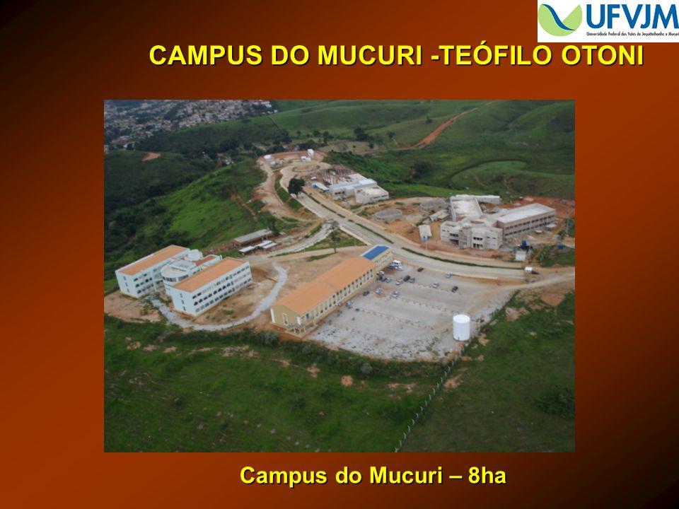 CAMPUS DO MUCURI -TEÓFILO OTONI