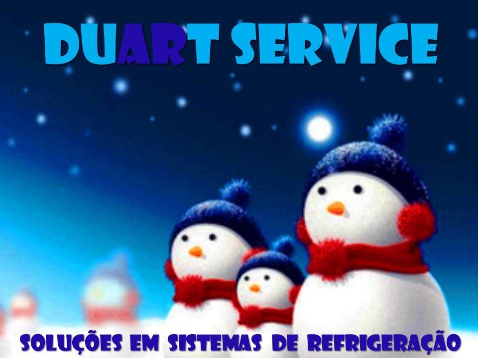 Soluções em sistemas de refrigeração