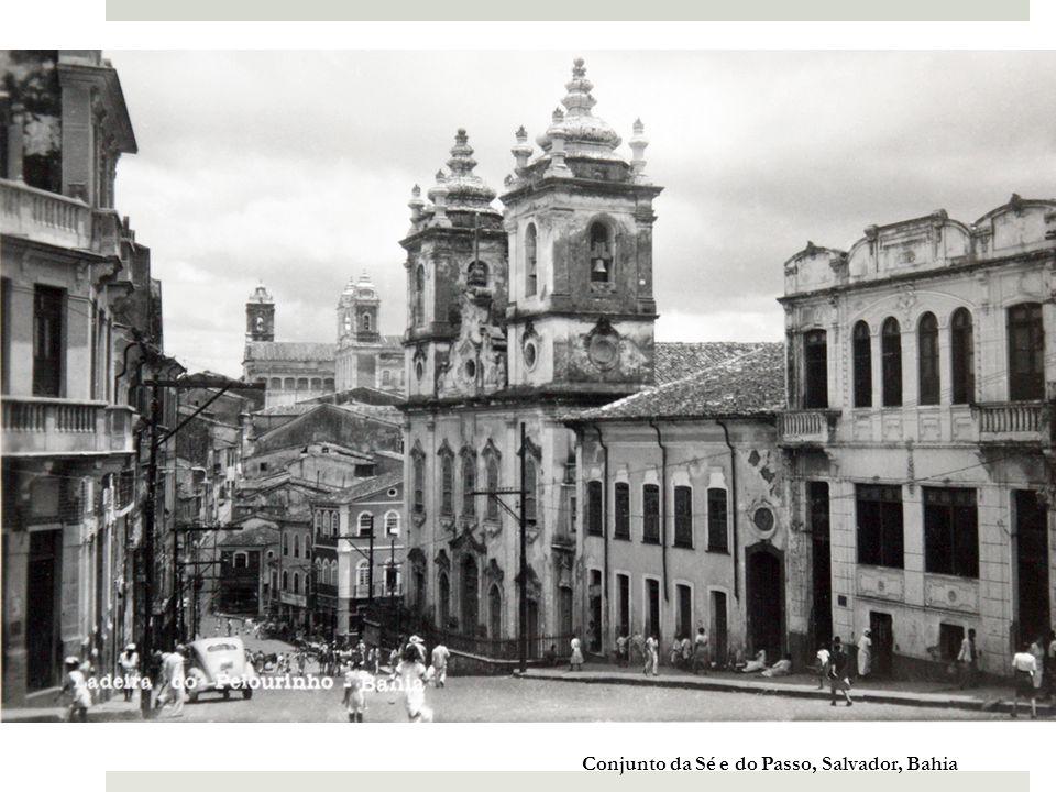 Conjunto da Sé e do Passo, Salvador, Bahia