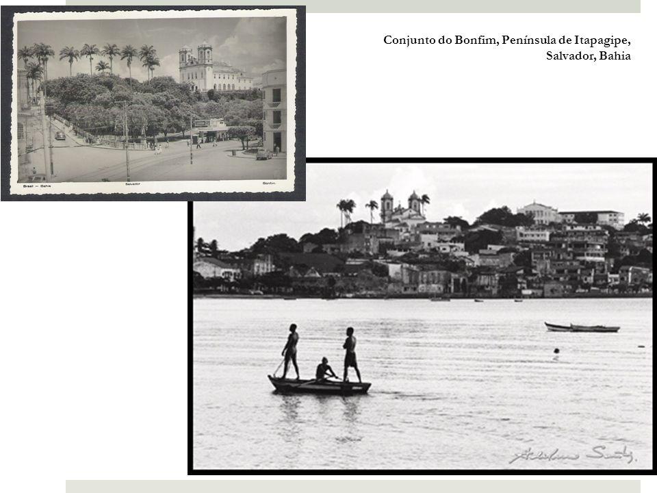 Conjunto do Bonfim, Península de Itapagipe, Salvador, Bahia