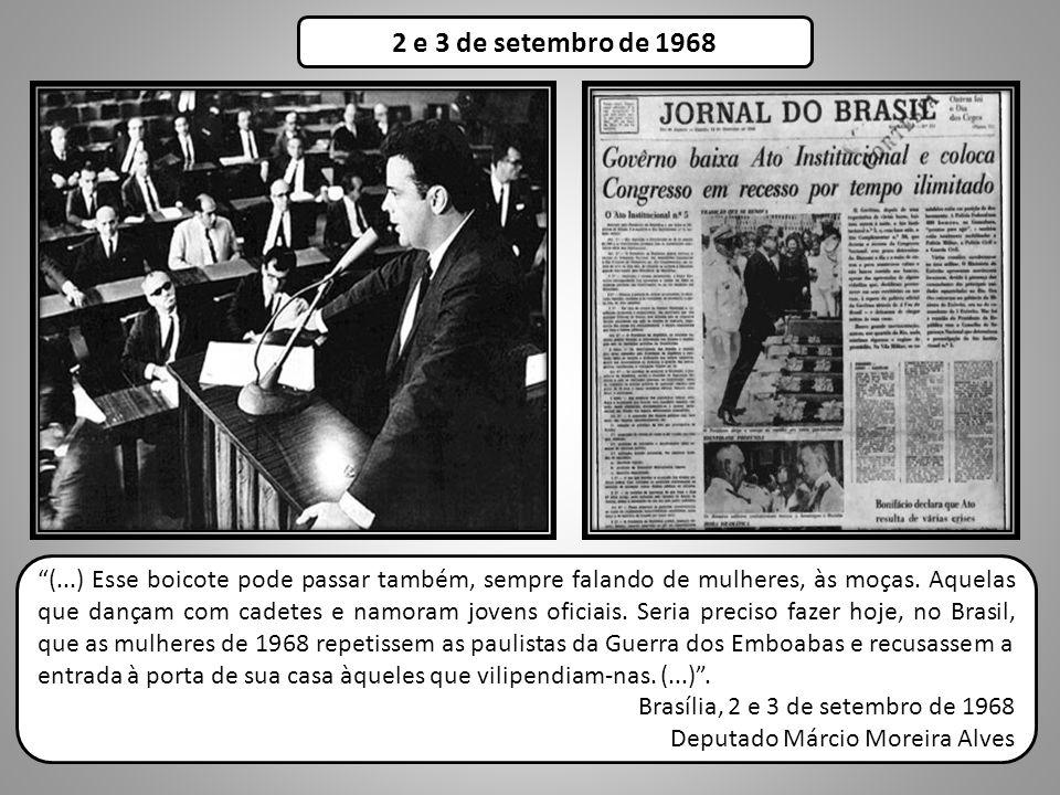 2 e 3 de setembro de 1968