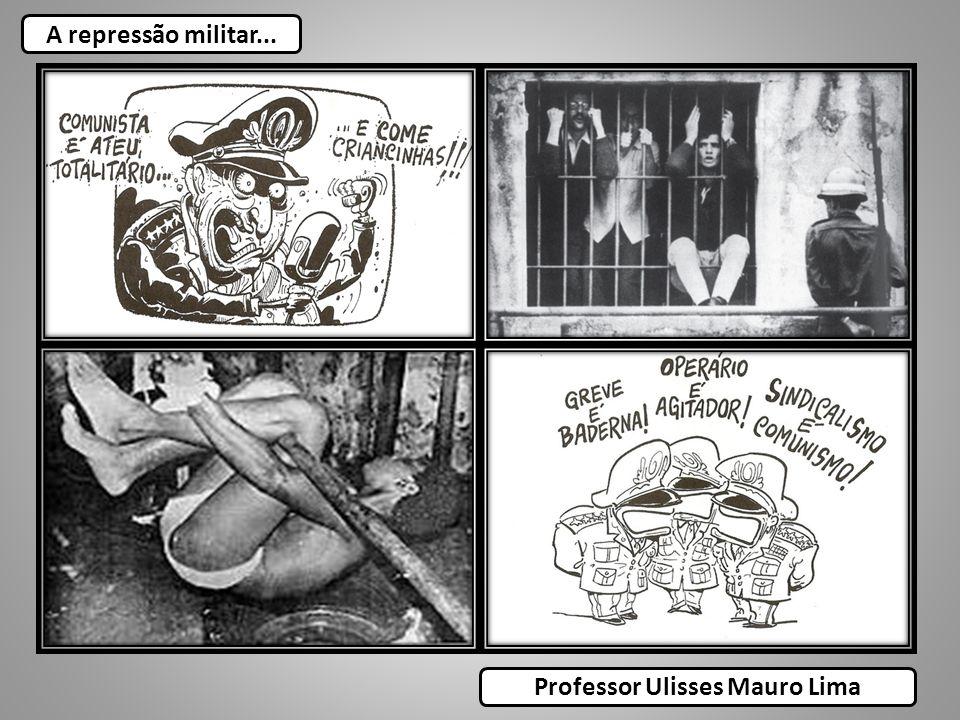 Professor Ulisses Mauro Lima