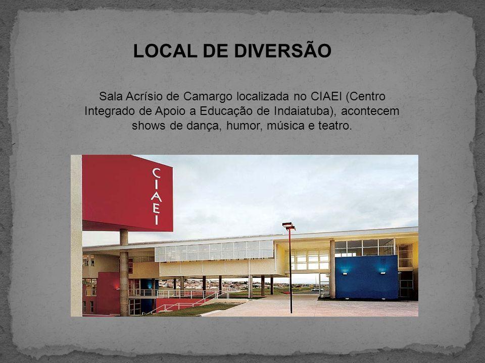 LOCAL DE DIVERSÃO