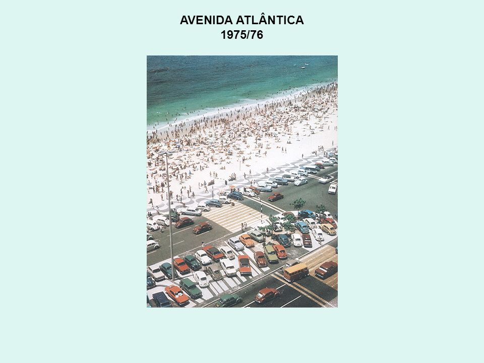 AVENIDA ATLÂNTICA 1975/76