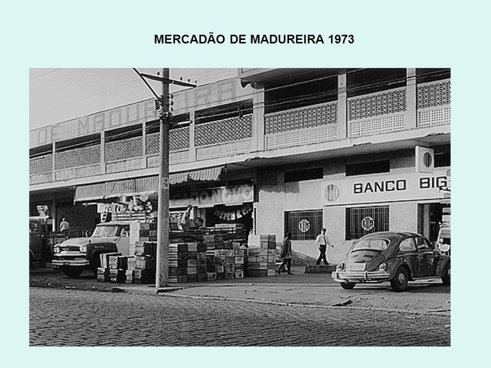 MERCADÃO DE MADUREIRA 1973