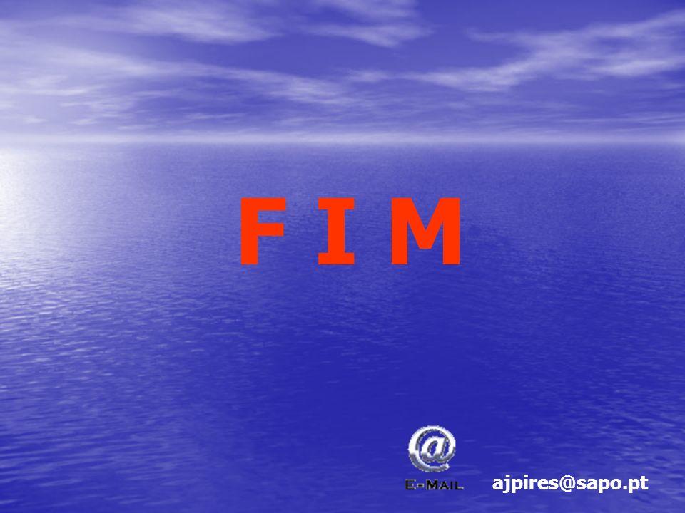 F I M ajpires@sapo.pt