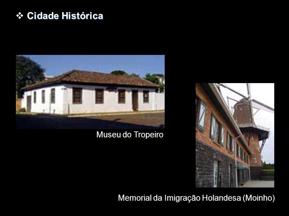 Cidade Histórica Museu do Tropeiro