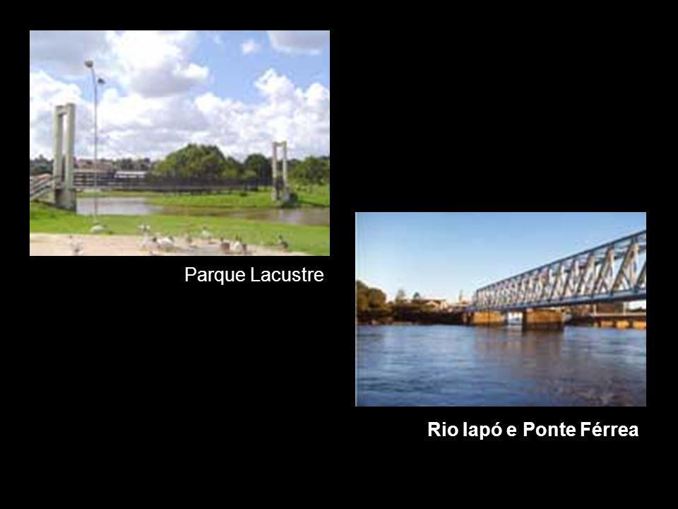 Parque Lacustre Rio Iapó e Ponte Férrea
