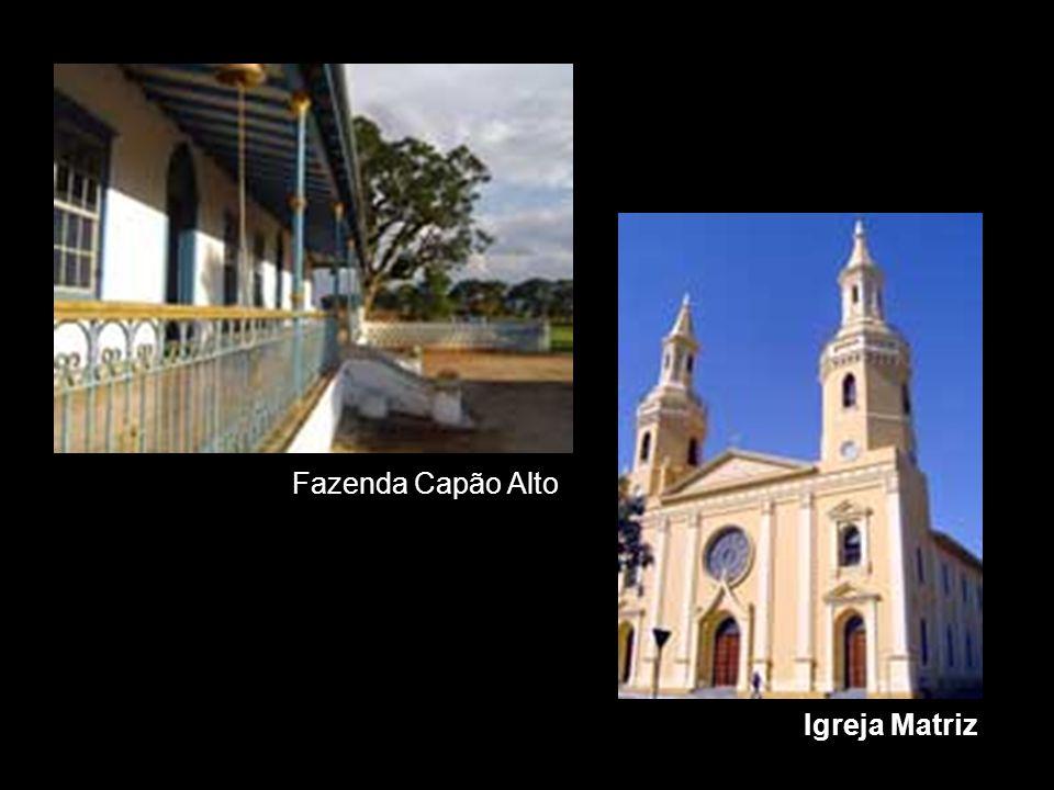Fazenda Capão Alto Igreja Matriz