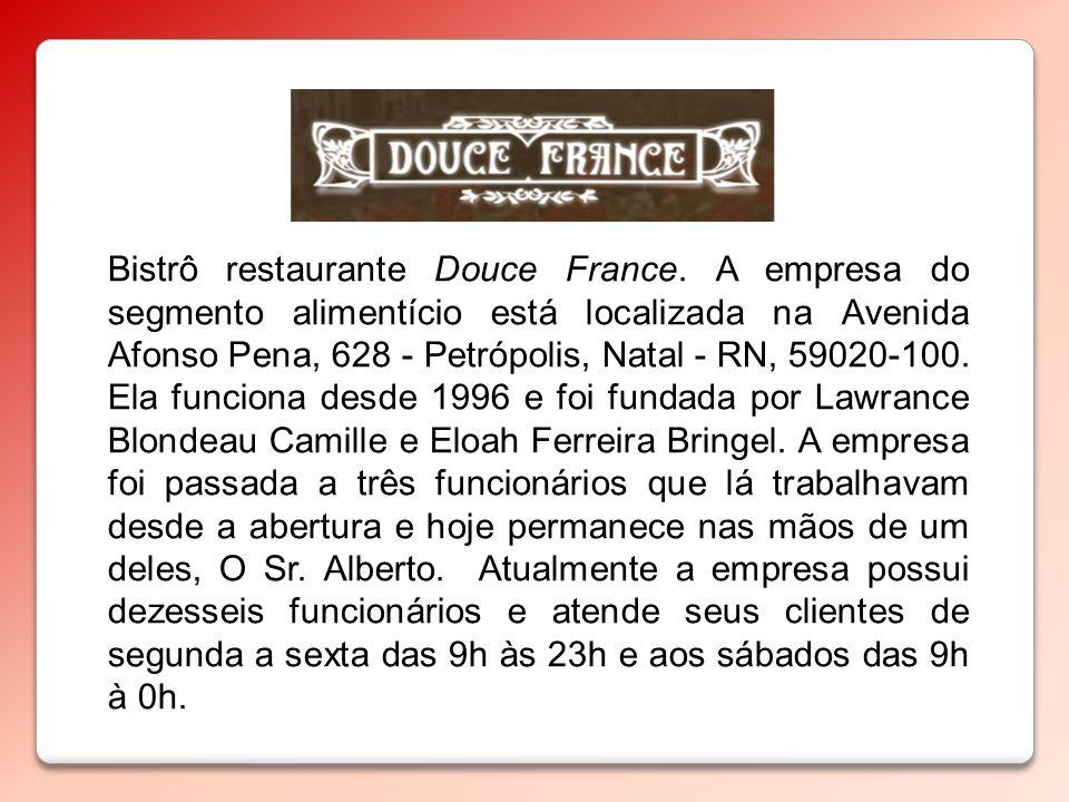Bistrô restaurante Douce France
