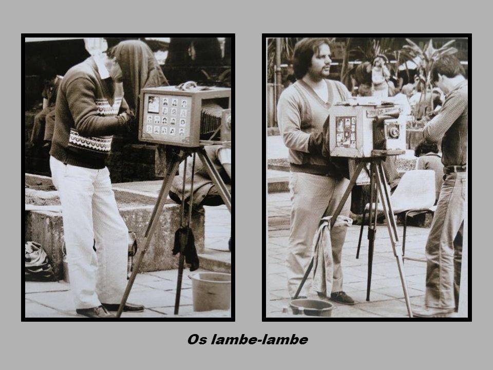 Os lambe-lambe