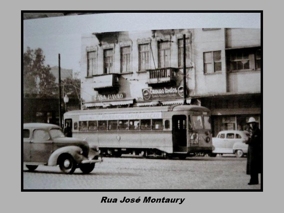 Rua José Montaury