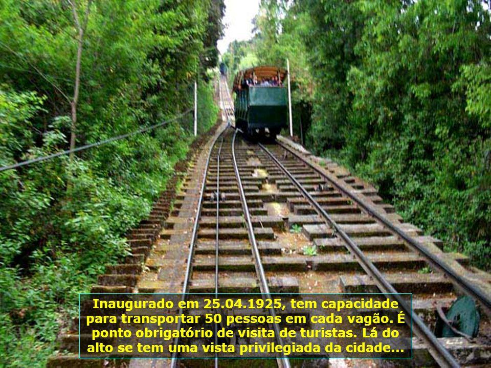 P0009254 - CHILE-SANTIAGO - FUNICULAR