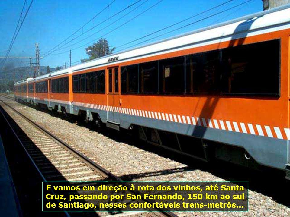 P0008757 - CHILE-SAN FERNANDO - TREM