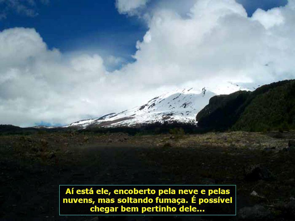 P0009184 - CHILE-PUCON - VULCÃO VILLARICA-700-BAIXA