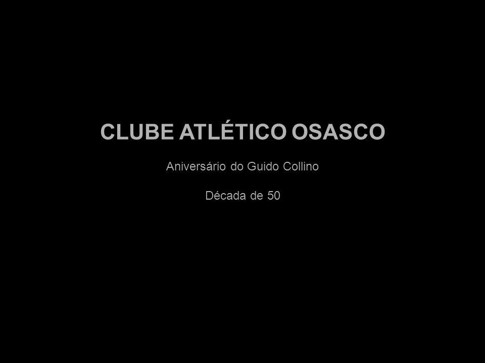 Aniversário do Guido Collino