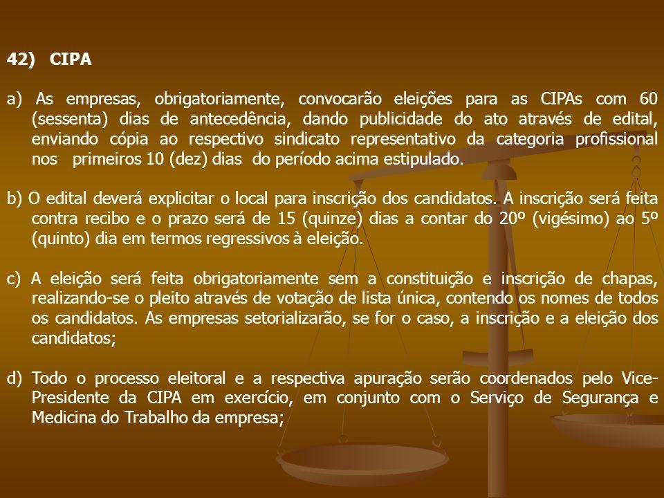 42) CIPA