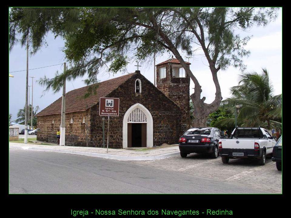 Igreja - Nossa Senhora dos Navegantes - Redinha