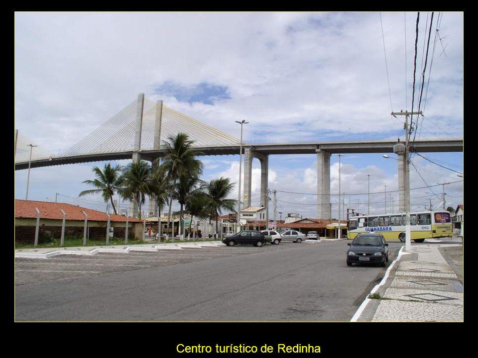 Centro turístico de Redinha