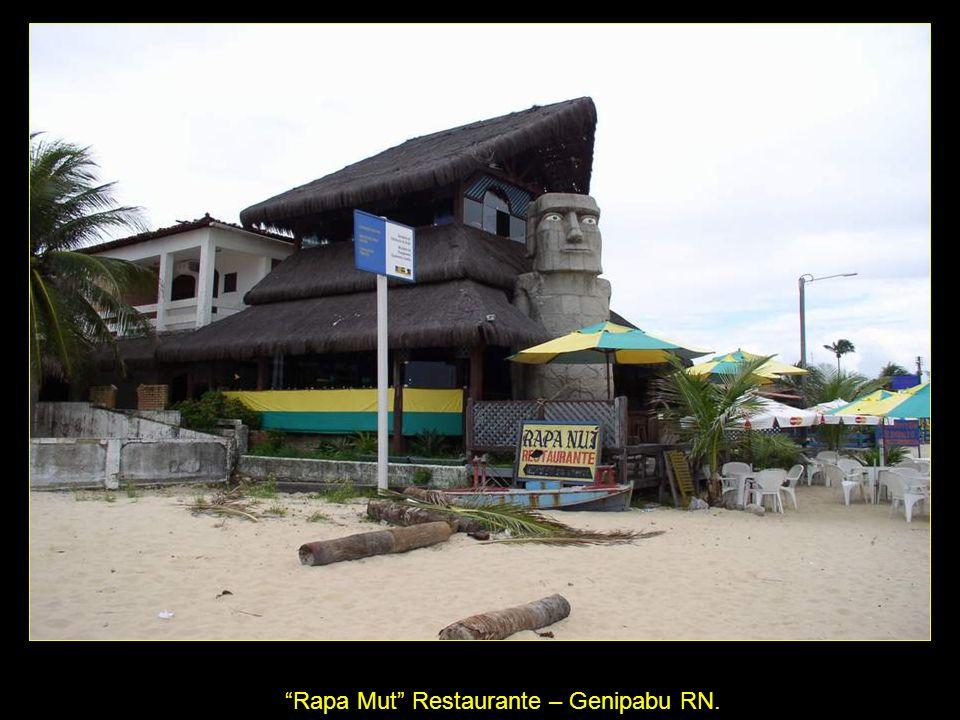 Rapa Mut Restaurante – Genipabu RN.