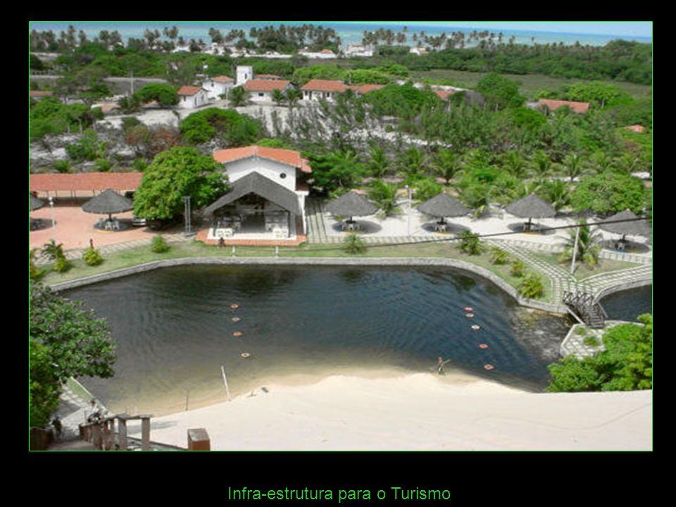 Infra-estrutura para o Turismo