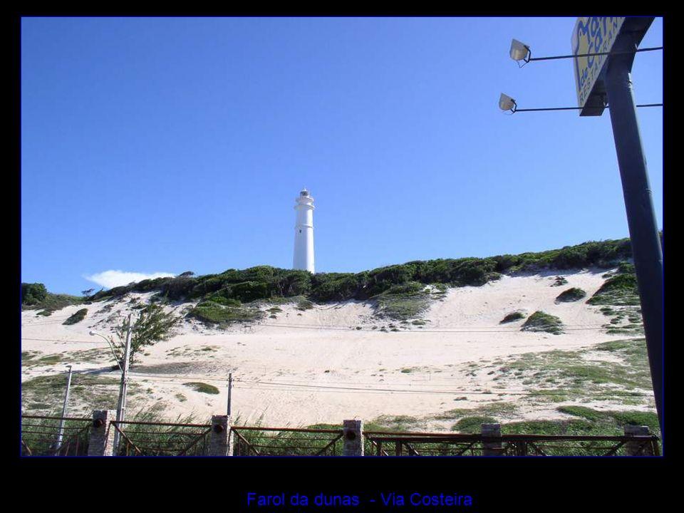 Farol da dunas - Via Costeira